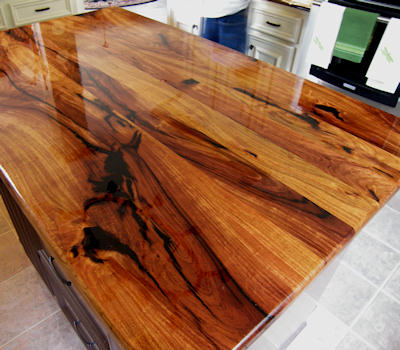 Mesquite Countertops Hardwood