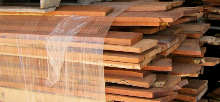 Mesquite Flooring & Lumber ready for custom milling